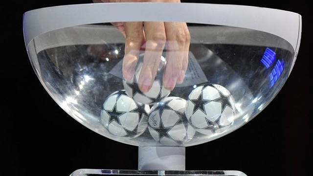 Champions-League Draw