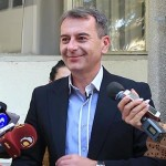 Jovan Stojanoski pres