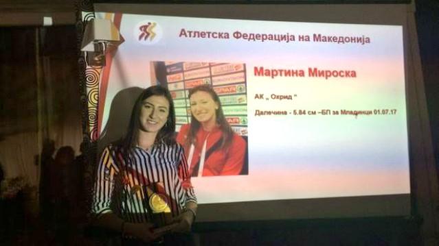 Martina Miroska