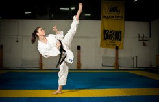 monika stefanovska karate