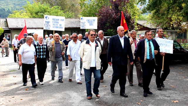 """Денес во Охрид Марш на мирот под мотото """"Глобалната климатска опасност е закана за сигурноста и стабилноста"""""""