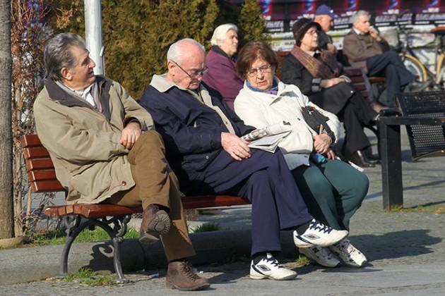 Февруарските пензии ќе се исплаќаат од 25-ти февруари
