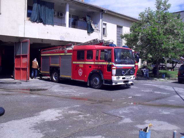 Охридската противпожарна единица го одбележува Денот на пожарни