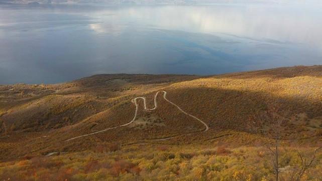 Гошаревски: Годинава комплетно ќе се рехабилитира патниот правец Охрид-Ресен преку Галичица
