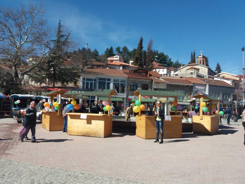 """Во четврток """"Велигденски базар"""" во Охрид"""
