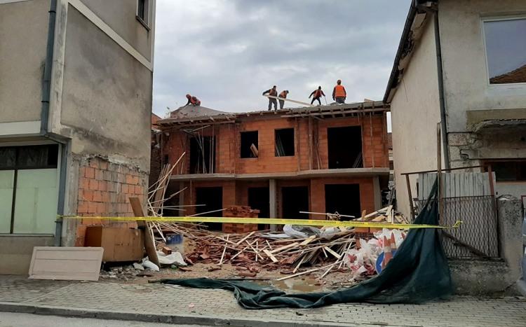 Георгиески: Навреме да се отстрануваа дивоградбите, сега ќе немавме проблеми