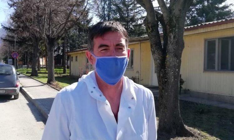 Д-р Балески: На почеток на јануари се очекува да почне поставувањето на модуларната болница во Охрид