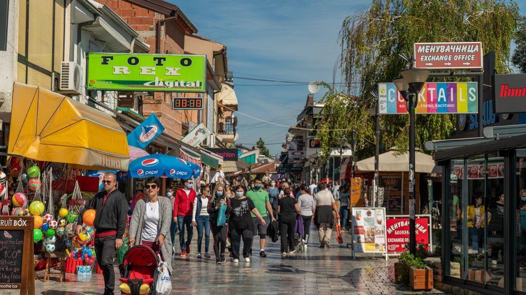 Изминатите 10 дена во Охрид се регистрирани 124 новозаболени лица од  COVID-19